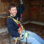 Training im Steinbruch Ostermundigen