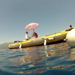 Schlauchboot von Centro Sub Tigullio