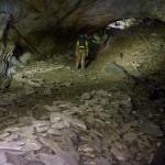 Grotte de la Malatière (Foto Andreas Huber)